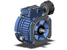 Aluminium TXF Series Speed variators