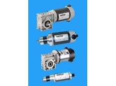 DC gearmotors