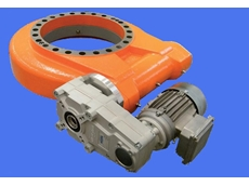 Gearmotors and slew rings for the solar industry