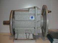 Motordrive Inline Helical Gearbox