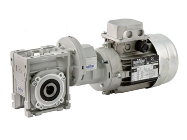 Gearboxes for food and packaging industry