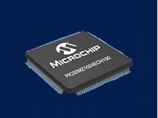 Microchip PIC32MZ microcontroller