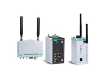Moxa's IEEE 802.11n industrial wireless solutions