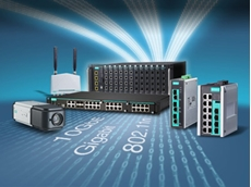 Moxa releases high-bandwidth industrial Ethernet solutions for quad-play networks