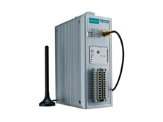 Moxa's efficient 4-in-1 remote I/O solution reducing data management cost
