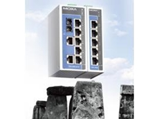 EDS-200A series unmanaged Ethernet switch