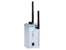 Moxa's new AWK-1131A series wireless AP/client