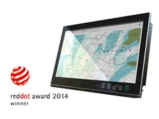 Moxa wins Red Dot design award for industrial panel computers