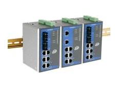 EDS-508 redundant Ethernet switch.