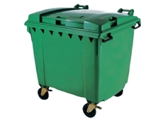 4 wheeled bins available from Mr Wheelie Bin