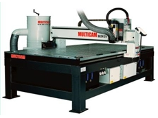 Multicam CNC machine