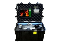 Multicard mobile credentialing units are compact devices designed for mobile use at any location