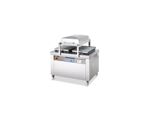C450 Double Chamber Swing-lid Machine