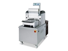 Multivac T200 semi-automatic tray sealer