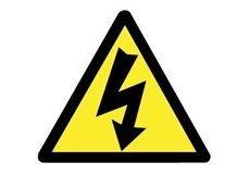 Electricity can kill you.