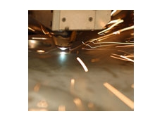 Sheet metal and laser cutting services available from the Nepean Group.