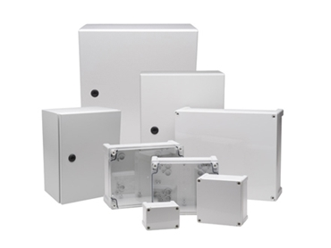 Insulated Plastic Enclosures for a wide variety of industrial applications
