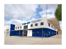 NHP Electrical Engineering Products' new office in Albury