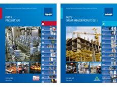 NHP Electrical Engineering Products 2011 price lists