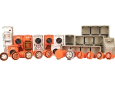 ISO plugs and sockets range