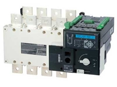 The ATyS P is a three phase automatic transfer switch