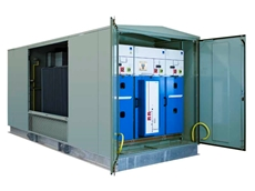 NHP's high quality medium voltage products are fitted at the training facility to replicate a site installation