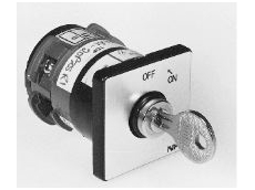 Special switches can be constructed from 25A up to 250A.