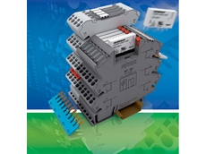 Transducers and relay modules available from NHP Electrical Engienering Products