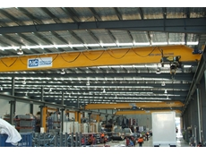 NORD Drivesystems' decentralised frequency inverter technology was employed to solve the synchronisation problem at Modular Cranes