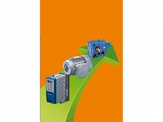 Integrated energy saving concepts from NORD include UNICASE gearboxes, IE2 motors and drive electronics