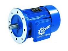 NORD manufactures enhanced-efficiency motors complying with current energy-saving regulations