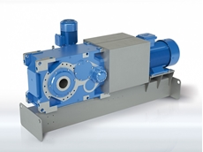 MAXXDRIVE helical gear units for extreme environments