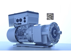 NORD geared motors with a smart head for positioning tasks