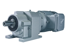 NORDBloc.1 Inline Helical Gear Units by Nord Drivesystems