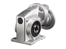 Worm gear unit from the new SMI series