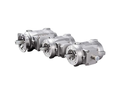Smooth-Surface Motors from NORD Drivesystems