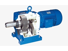 Unicase Design for Geared Motors