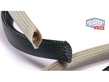 This Polyester Expandable Braided Sleeving is flame-retardant and halogen-free.
