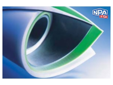 Gel NP Sheets are highly flame retardant and operable in the -40°C to 200°C range