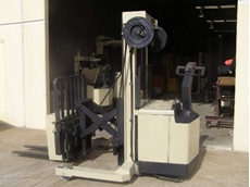 Reconditioned forklifts for rent and sales