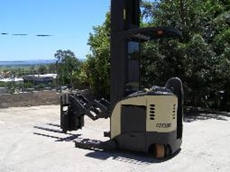 Crown rider reach truck