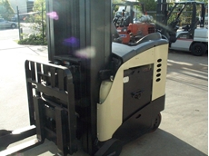 Secondhand Crown forklift sale