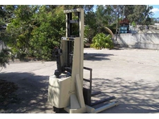 Reconditioned Crown walkie or pedestrian stacker from NSW Lift Trucks