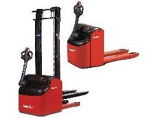 Electric stackers and pallet movers