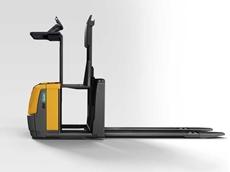 ECE 225 HP-LJ horizontal order picker (hydraulic lifting platform with control unit)