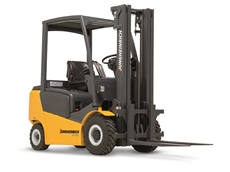 Jungheinrich IC powered forklift