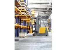 Jungheinrich EKX 514-516 narrow aisle forklift