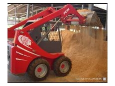 The 7 Series is the first TCM skid steer loader to be introduced to the Australian market.