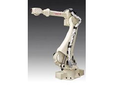 SRA Series industrial robots consume 15% less power than previous models