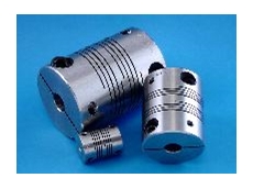 Offers better torque and wind-up performance than aluminium couplings.